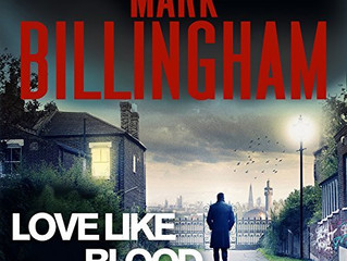 Love Like Blood by Mark Billingham (audiobook version by Audible)