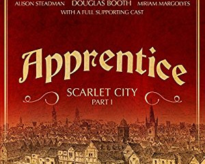 Apprentice - Scarlet City by Rebecca Gablé