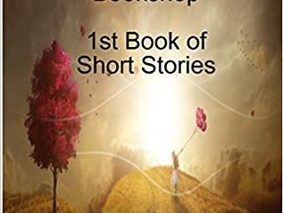 The Old Curiosity Bookshop: 1st Book of Short Stories edited by Tina Walford.