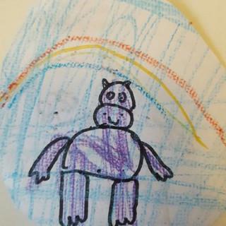 Эстер, 6 лет