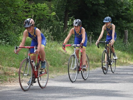 Stage de Triathlon - 24 au 28 Août 2020