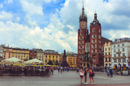 Kulturhistorisk reise til Krakow