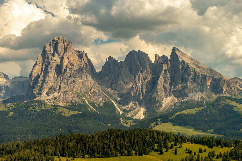 Vandringstur til Dolomittane