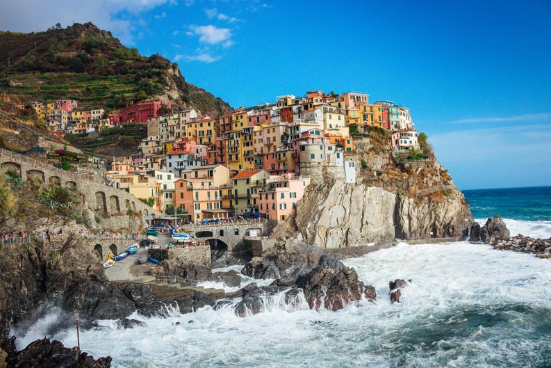Vandringstur til Cinque Terre