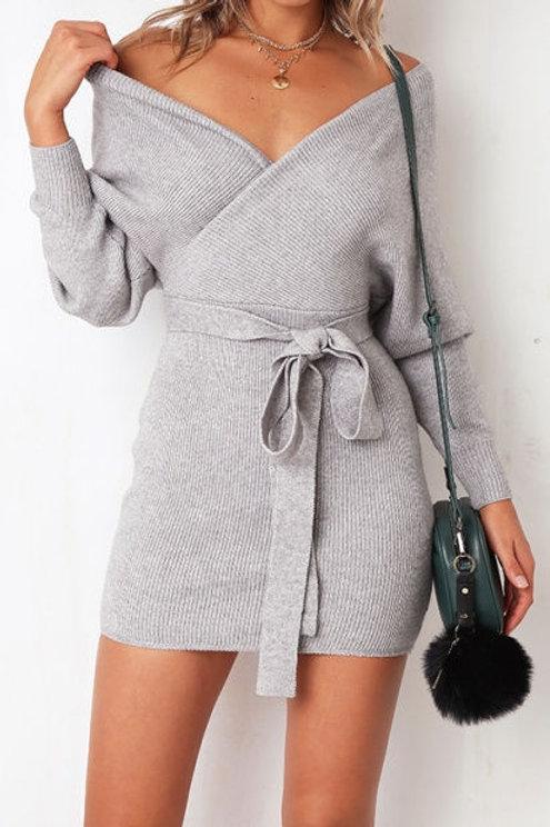 Vanessa Knit Dress