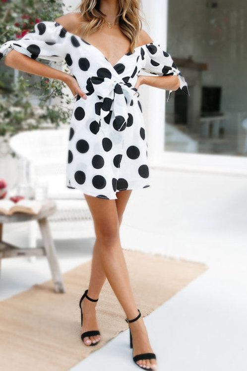 Polka Babe Dress