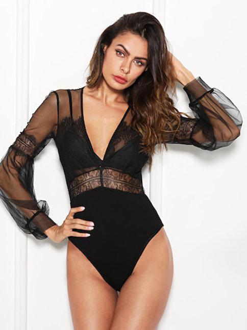 Sheer Bodysuit