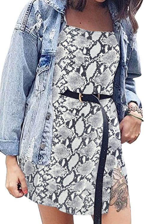 Kimora Snake Dress