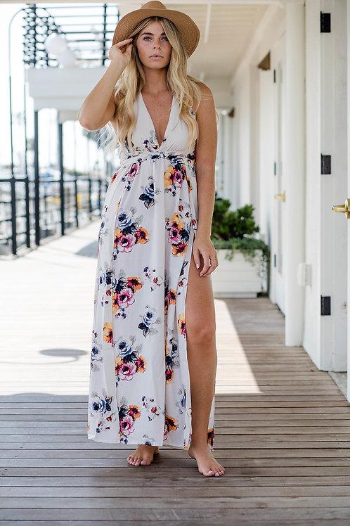 Jackie Floral Dress