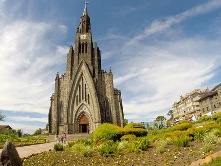 Catedral de Pedra de Canela: uma das atrações da Serra Gaúcha