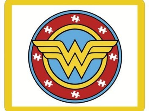Wonder Woman Puzzle Mousepad