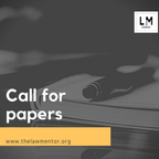 CfP: Indian Journal of Law and Public Policy [IJLPP, Vol 7, Issue 1]: No Fee, Submit by Aug 28
