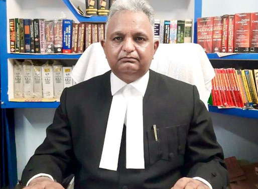 Interview With Mr Vivek Shandilya (Senior Advocate Allahabad High Court)
