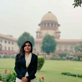 INTERVIEW WITH MS. HIMANJALI GAUTAM, AN ADVOCATE AT THE SUPREME COURT OF INDIA