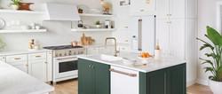 GE Cafe Appliances- Matte White