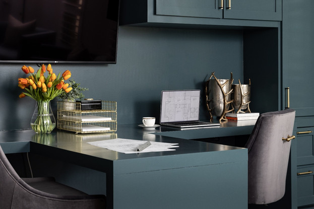 interior design, luxury, office, study, high end, interior designer, richmond, texas, houston interior designer