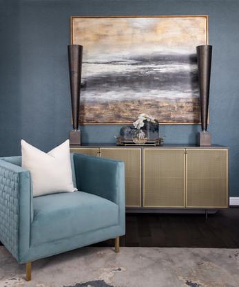 interior design, luxury, seating area, gold, high end, interior designer, richmond, texas, houston interior designer