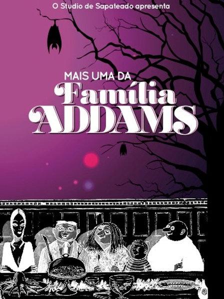 DVD Espetáculo Mais Uma da Família Addams