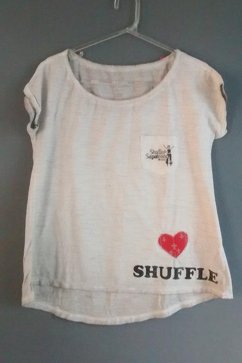 Blusa Shuffle Coração