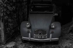 2CV original 1962 in Frankreich