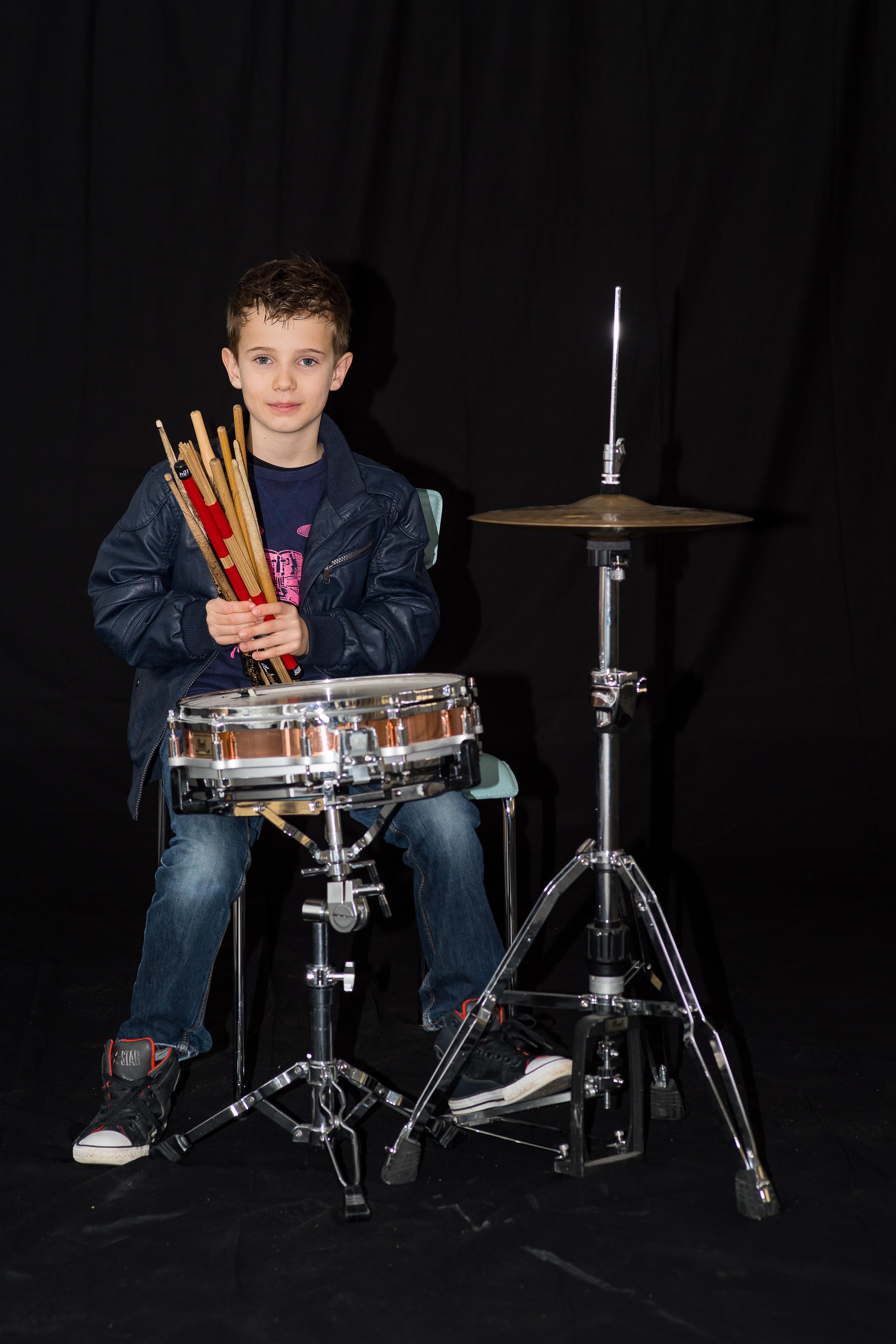 Schnupperlektion Schlagzeug