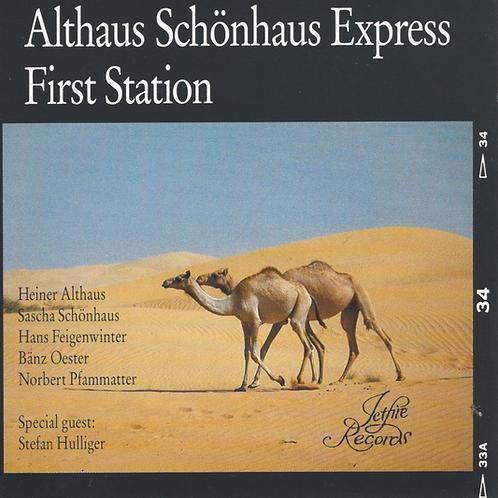 "Althaus Schönhaus Express ""First Station"""