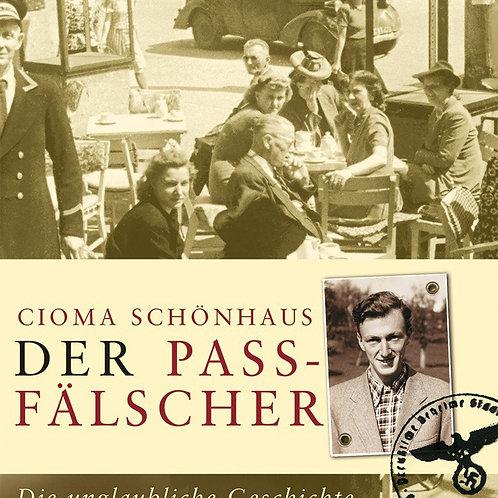 """Cioma Schönhaus """"Der Passfälscher"""" Taschenbuch"""