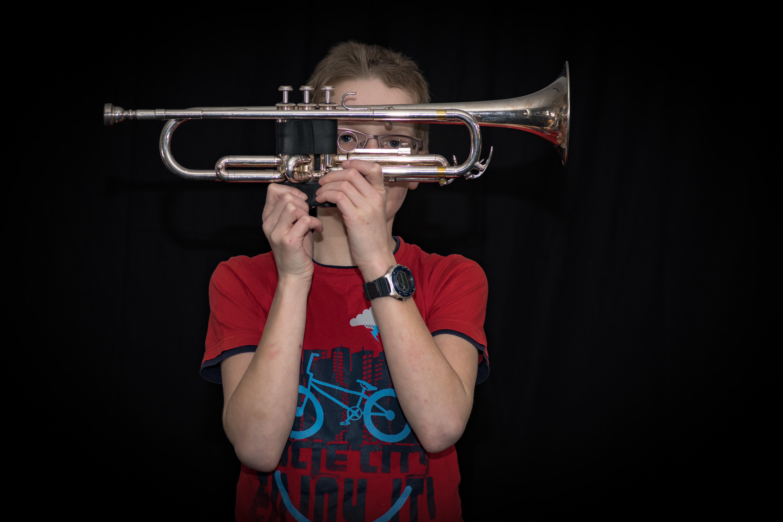 Schnupperlektion Trompete
