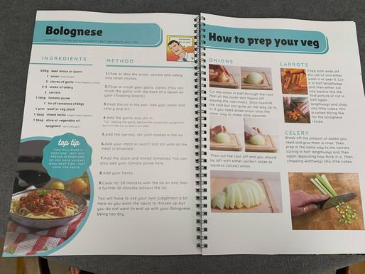 In2Out Recipe Book