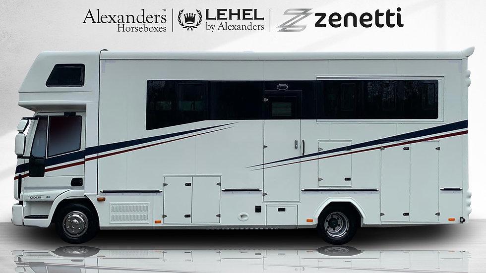 Equicruiser Super Luxury 10T - 2016