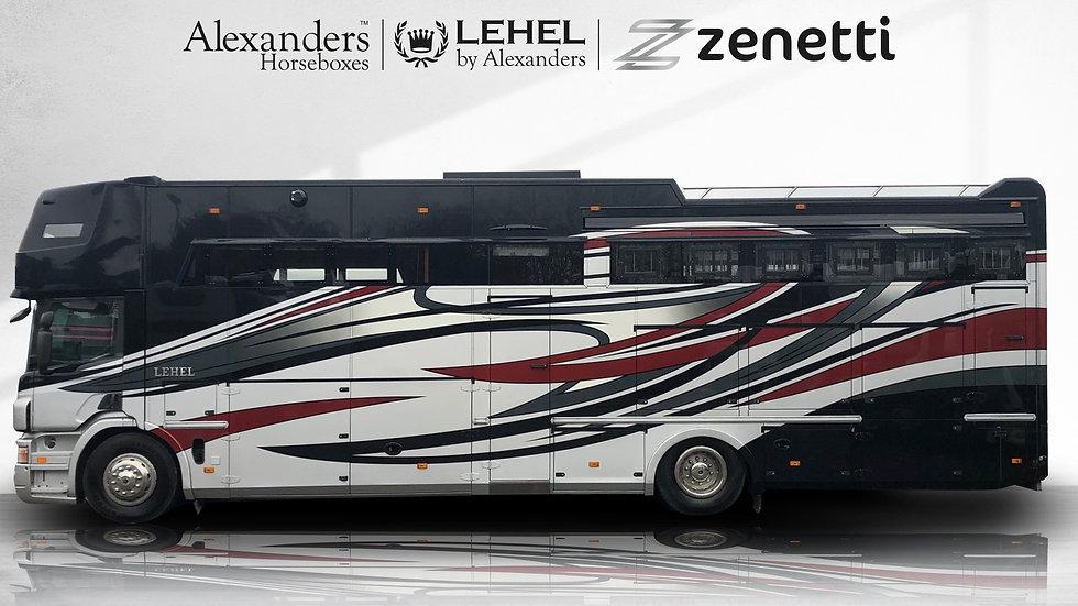 Lehel by Alexanders 18T Virage Scania P340 - 2009