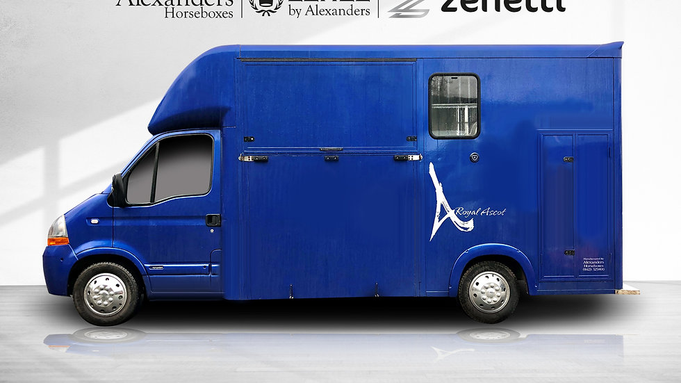 Alexanders Royal Ascot 3.5T Renault - 2007