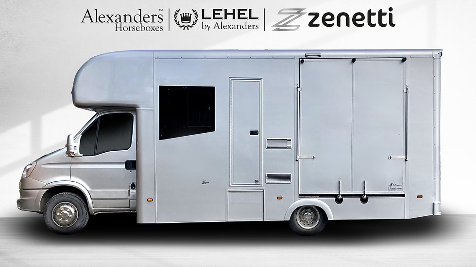 Minster 7T Iveco - 2013