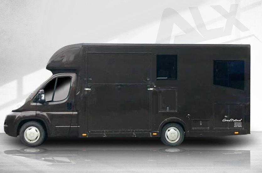 Alexanders Grand National 4.5T Fiat - 2013