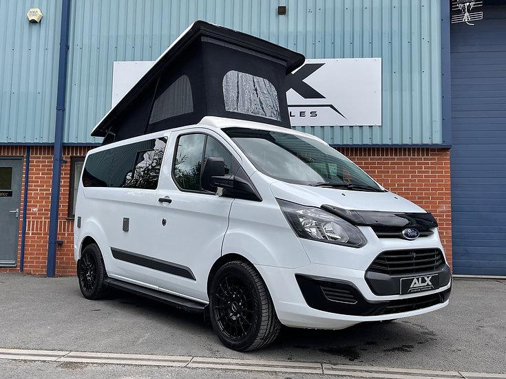 Custom Campervan - Ford Transit  2.2l Engine - 2014