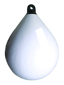 Pare-battage sphérique Blanc 55cm