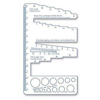 Carte de mesure pour les équipements marins