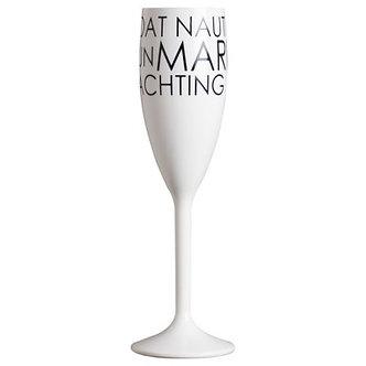 6 coupes de champagne
