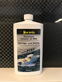 Premium Cleaner and Wax 1L