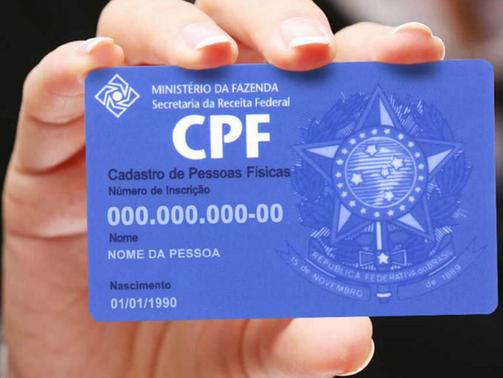 CPF mais forte do que nunca!