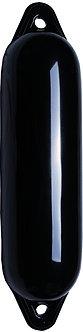 Pare-battage noir Star 3 (21X62cm)