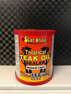 Tropical teak oil 473ml