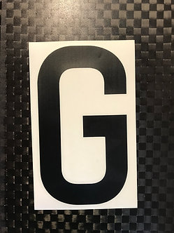 Lettrage G