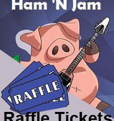 Raffle Tickets now on sale!