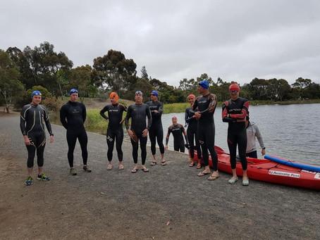 Series Final Race 4 - Club Championship, Lake Esmond Triathlon Series