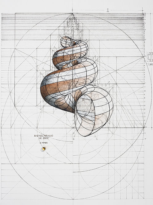 GOLDEN RATIO - VARIATION 1