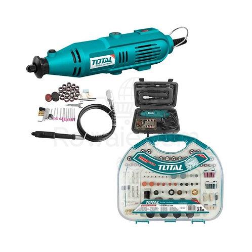 Total Mini Craft 130w with 250Pcs Accessories   مينى كرافت 130 وات + 250 قطعة