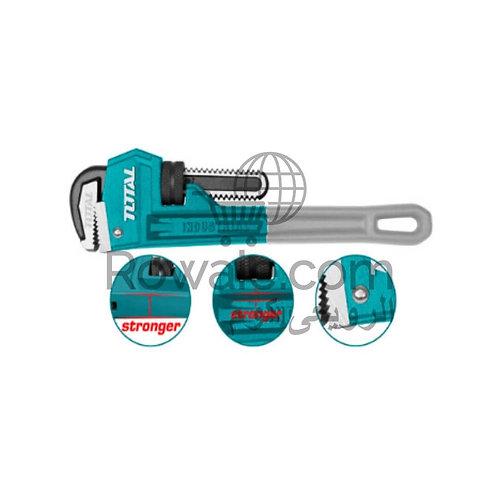 Total THT170806 Pipe Wrench 8˝ | مفتاح انجليزى 8 بوصة