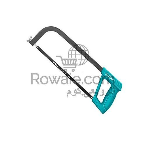 "TOTAL THT541036 Hacksaw Frame 12""| منشار حدادى يد بلاستيك 12 بوصة توتال"