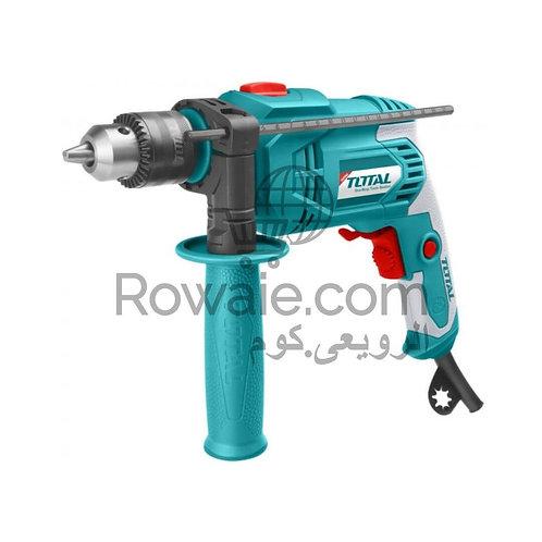 TOTAL TG1061336 Impact Drill 650W | شنيور دقاق يمين وشمال 650 وات توتال